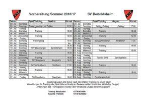 Vorbereitungsplan Sommer 2016 2017 - Bild